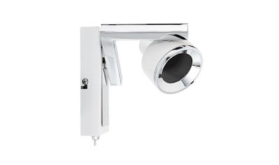 Paulmann,LED Wandstrahler»Turn 1 - flammig Weiß/Chrom ohne Leuchtmittel, max. 10W GU10«, kaufen