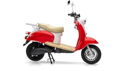 Nova Motors E - Motorroller »eRetro Star cherry red«, 45 km/h (Packung) kaufen