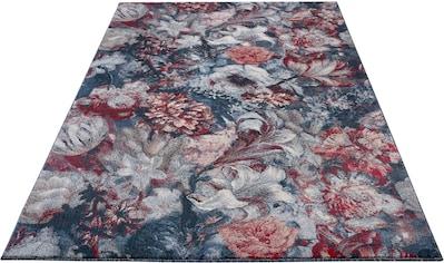 Teppich, »Flower Symphony«, MINT RUGS, rechteckig, Höhe 10,5 mm, maschinell gewebt kaufen