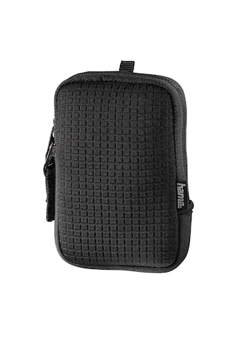 Hama Kameratasche Fancy Neopen Quad, 70E, Schwarz »Innenmaße 7,5 x 2 x 11,5 cm« kaufen