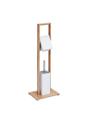 Zeller WC - Garnitur »Bamboo« kaufen