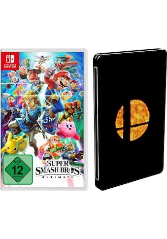Nintendo Switch Spiel »Super Smash Bros. Ultimate«, Nintendo Switch kaufen