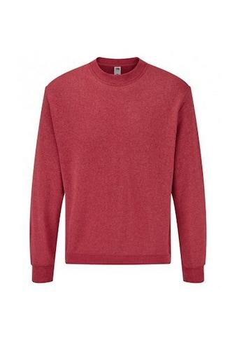 Fruit of the Loom Rundhalspullover »Herren Klassik Drop Schulter Sweatshirt« kaufen