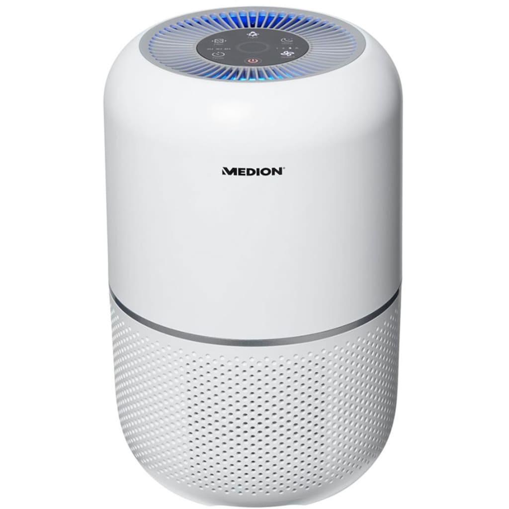 Medion® Luftreiniger »MD 19778«, für 34 m² Räume, HEPA FILTER (H13)