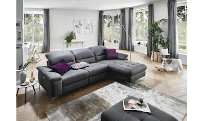 Places of Style Ecksofa »Basel« kaufen