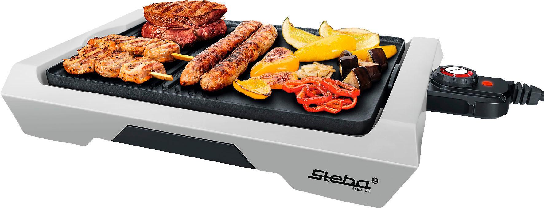 Steba Tischgrill VG 50 grau Grill SOFORT LIEFERBARE Haushaltsgeräte