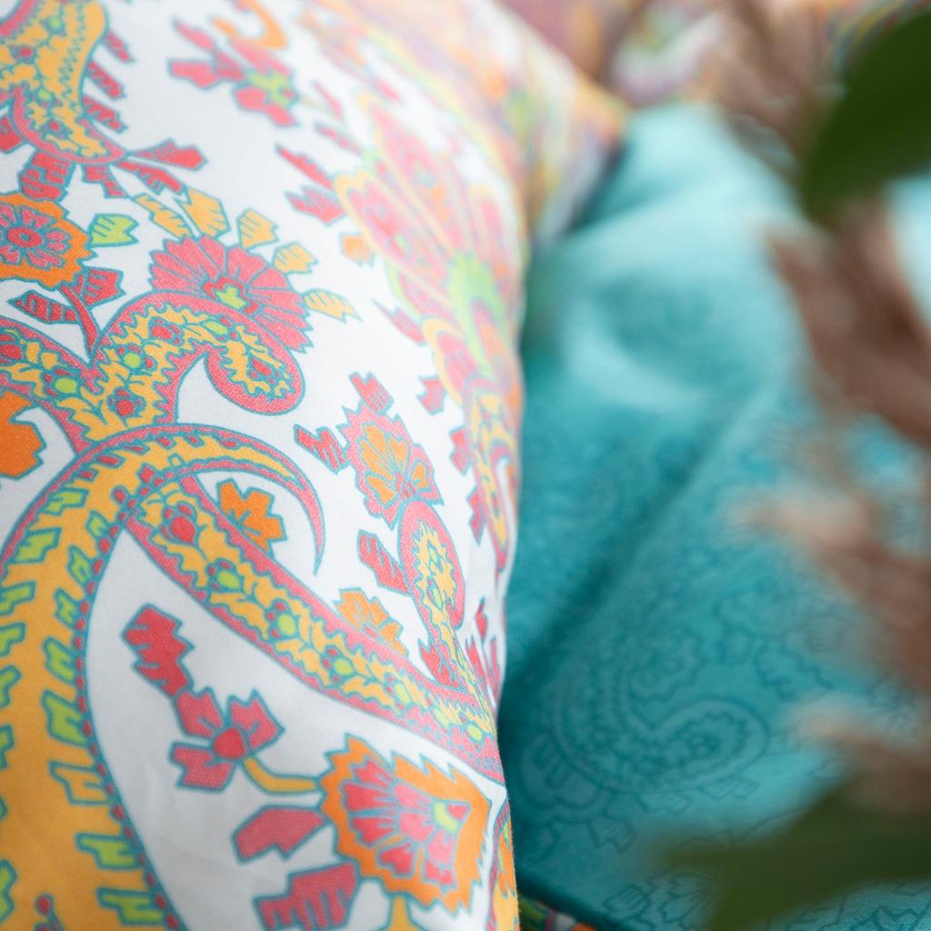 Zeitgeist Wendebettwäsche »Susa«, mit Paisley-Muster