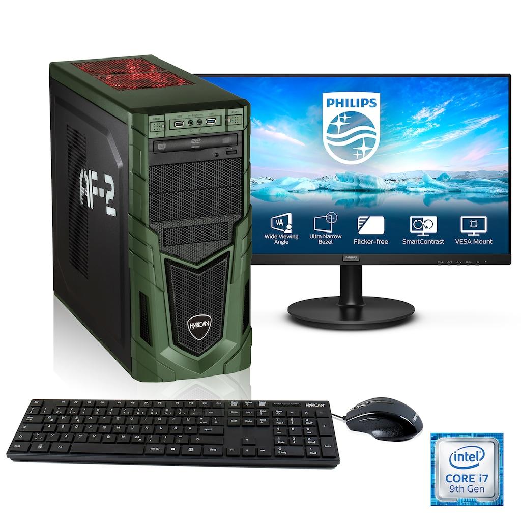Hyrican Gaming-PC-Komplettsystem »Military Gaming SET1902«