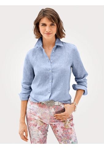 Mona Bluse aus reinem Leinen kaufen