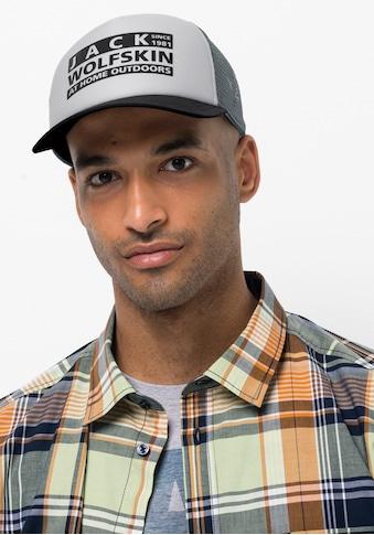 Jack Wolfskin Baseball Cap »BRAND MESH CAP« kaufen