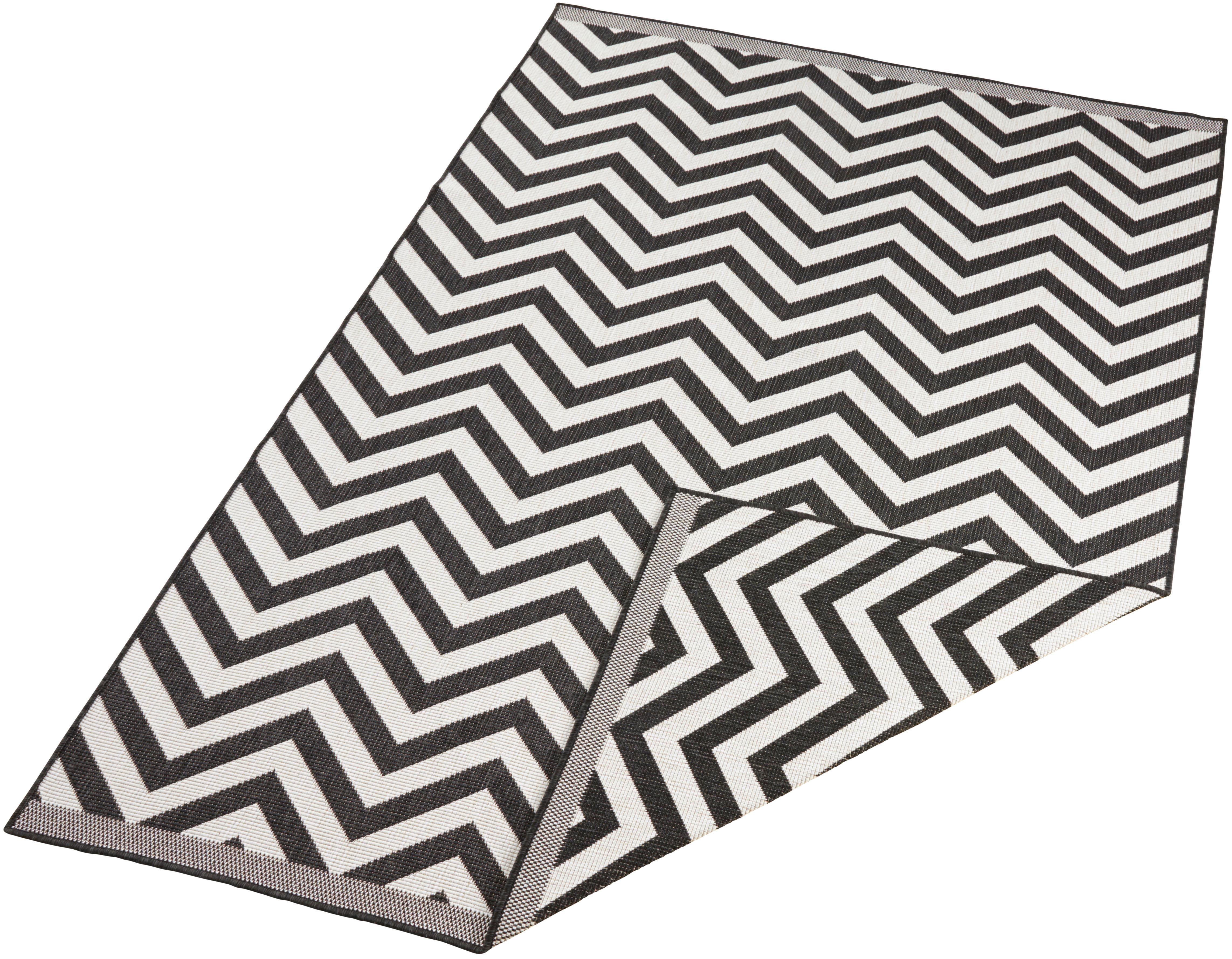 Teppich Palma bougari rechteckig Höhe 5 mm maschinell gewebt
