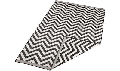 bougari Teppich »Palma«, rechteckig, 5 mm Höhe, In- und Outdoor geeignet,... kaufen