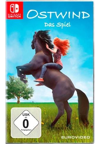 Eurovideo Spiel »Ostwind - Das Spiel«, Nintendo Switch, Software Pyramide kaufen