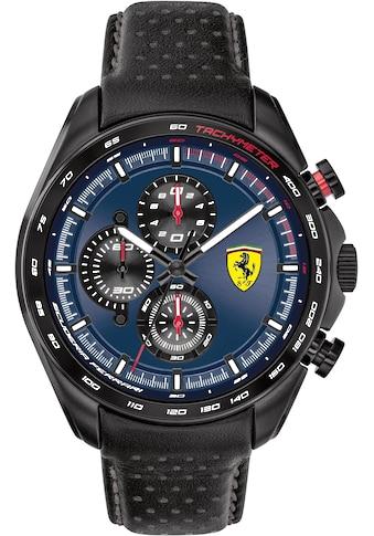 Scuderia Ferrari Chronograph »SPEEDRACER, 830649« kaufen