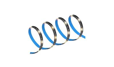 XLAYER Lichtband »Smart Echo LED Strip 3m Schwarz, Mehrfarbig Dimmba« kaufen