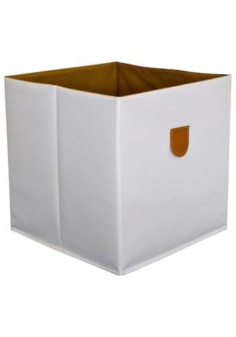 PHOENIX MÖBEL Set: Aufbewahrungsbox »Stor' It«, 2er Set, B/H/T: 34 x 34 x 34 cm kaufen