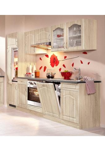 wiho Küchen Küchenzeile »Linz«, ohne E-Geräte, Breite 280 cm kaufen