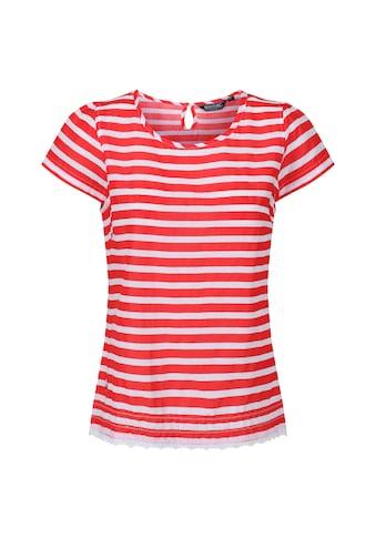Regatta T-Shirt »Damen Jakayla kurzärmlig« kaufen