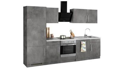 wiho Küchen Küchenzeile »Cali«, mit E-Geräten, Breite 280 cm kaufen