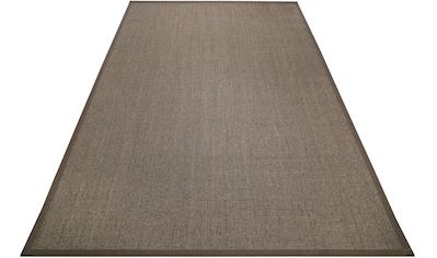 Wecon home Basics Sisalteppich »Ansgar«, rechteckig, 6 mm Höhe, Wohnzimmer kaufen