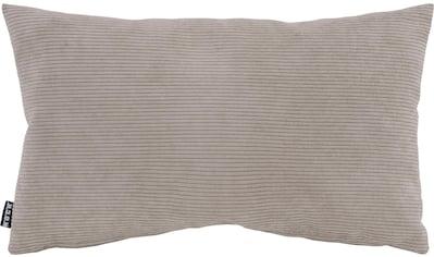 H.O.C.K. Dekokissen »Cord Wave«, mit weichem Cordstoff kaufen