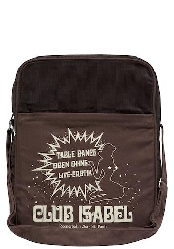 LOGOSHIRT Tasche mit hochwertigem Frontdruck »Club Isabel« kaufen