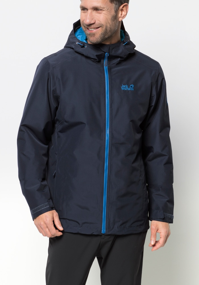 Jack Wolfskin Winterjacke CHILLY MORNING MEN | Bekleidung > Jacken > Winterjacken | Jack Wolfskin
