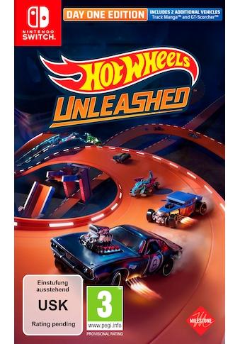 Koch Media Spiel »Hot Wheels Unleashed Day One Edition«, Nintendo Switch kaufen