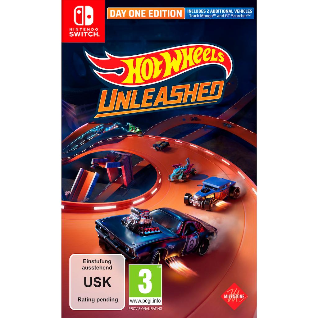 Koch Media Spiel »Hot Wheels Unleashed Day One Edition«, Nintendo Switch