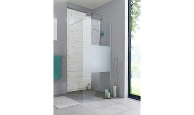 maw by GEO Walk-in-Dusche »Relax«, Breite 100 cm, Duschabtrennung kaufen