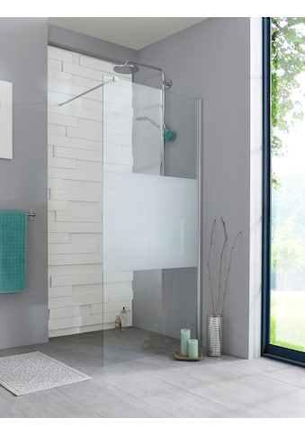 maw Walk-in-Dusche »Relax«, Breite 100 cm, Duschabtrennung kaufen