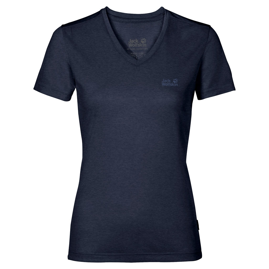 Jack Wolfskin Funktionsshirt CROSSTRAIL T WOMEN | Bekleidung > Shirts > Funktionsshirts | Jack Wolfskin