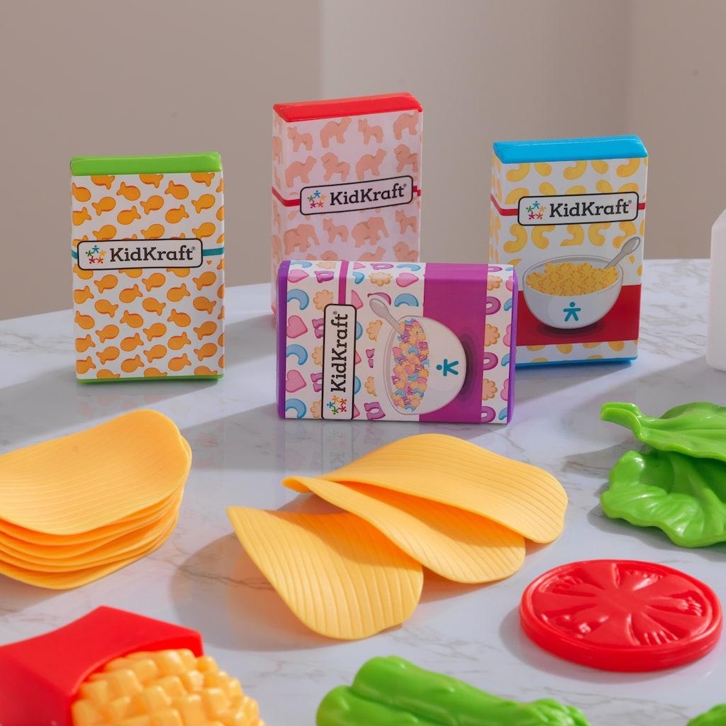 KidKraft® Spiellebensmittel »Set aus Kunststoff«