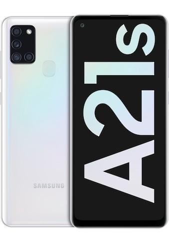 Samsung Galaxy A21s Smartphone (16,63 cm / 6,5 Zoll, 32 GB, 48 MP Kamera) kaufen