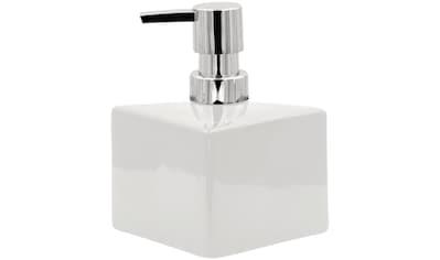 RIDDER Seifenspender »Cube«, 400 ml kaufen