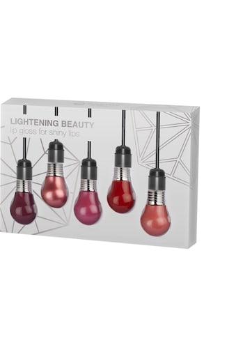 """Boulevard de Beauté Lipgloss - Set """"(En)lightening Beauty"""", 5 - tlg. kaufen"""