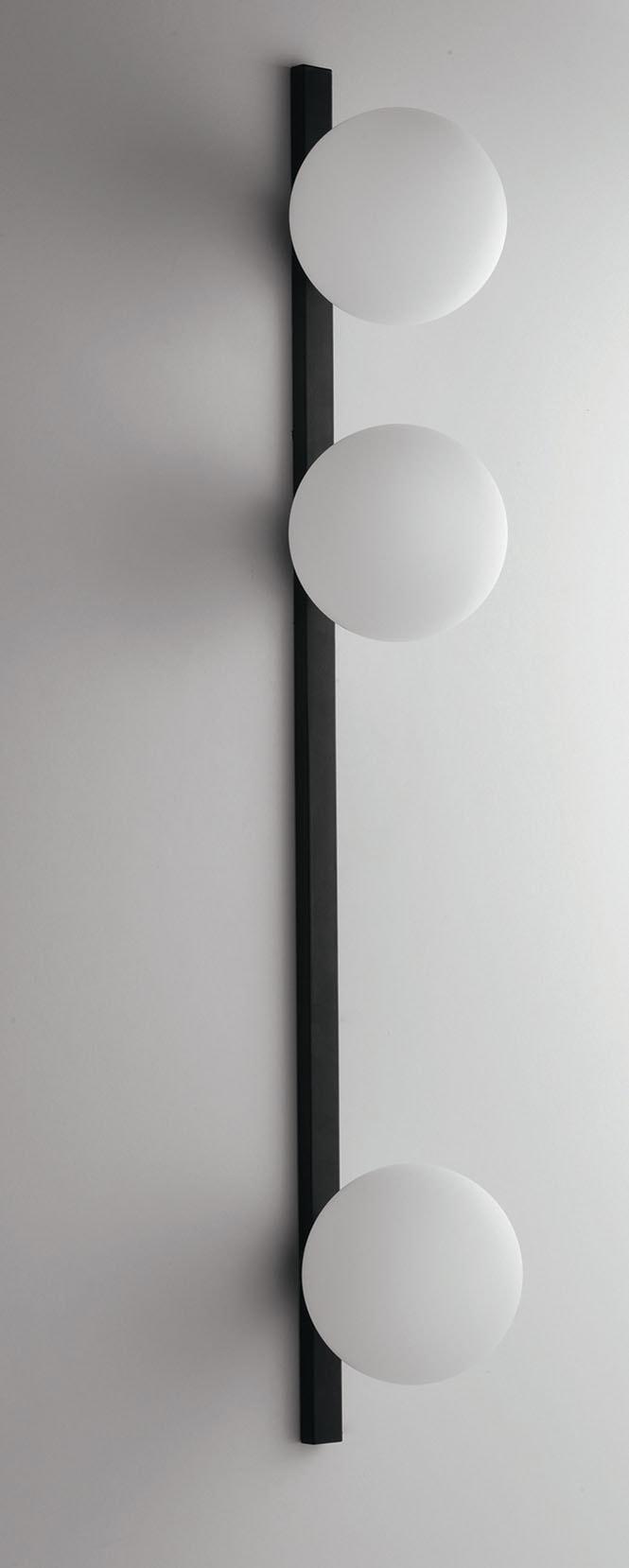 LUCE Design Wandleuchte I-ENOIRE-AP3, E14, 1 St.