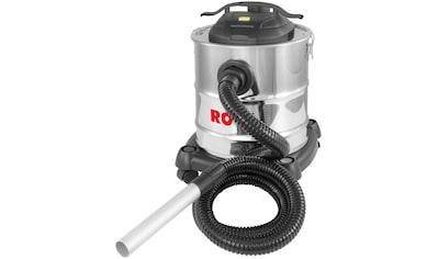 ROWI Aschesauger »RAS 1200/20/1 F Inox Premium«, für Kaminöfen kaufen