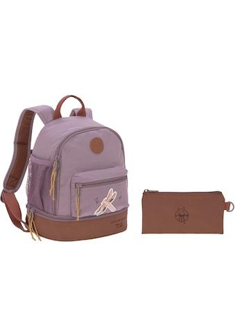 Lässig Kinderrucksack »Adventure Dragonfly, Mini Backpack«, Floureszierende Flächen,... kaufen
