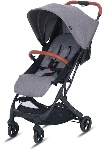 Knorrbaby Kinder-Buggy »B-Easy Fold, Grau«, 15 kg, faltbar; Kinderwagen, Buggy,... kaufen
