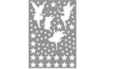 Wall-Art Wandtattoo »Leuchtsterne Feenstaub Engel« kaufen