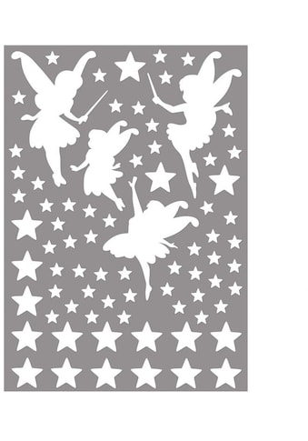 Wall - Art Wandtattoo »Leuchtsterne Feenstaub Engel« (1 Stück) kaufen
