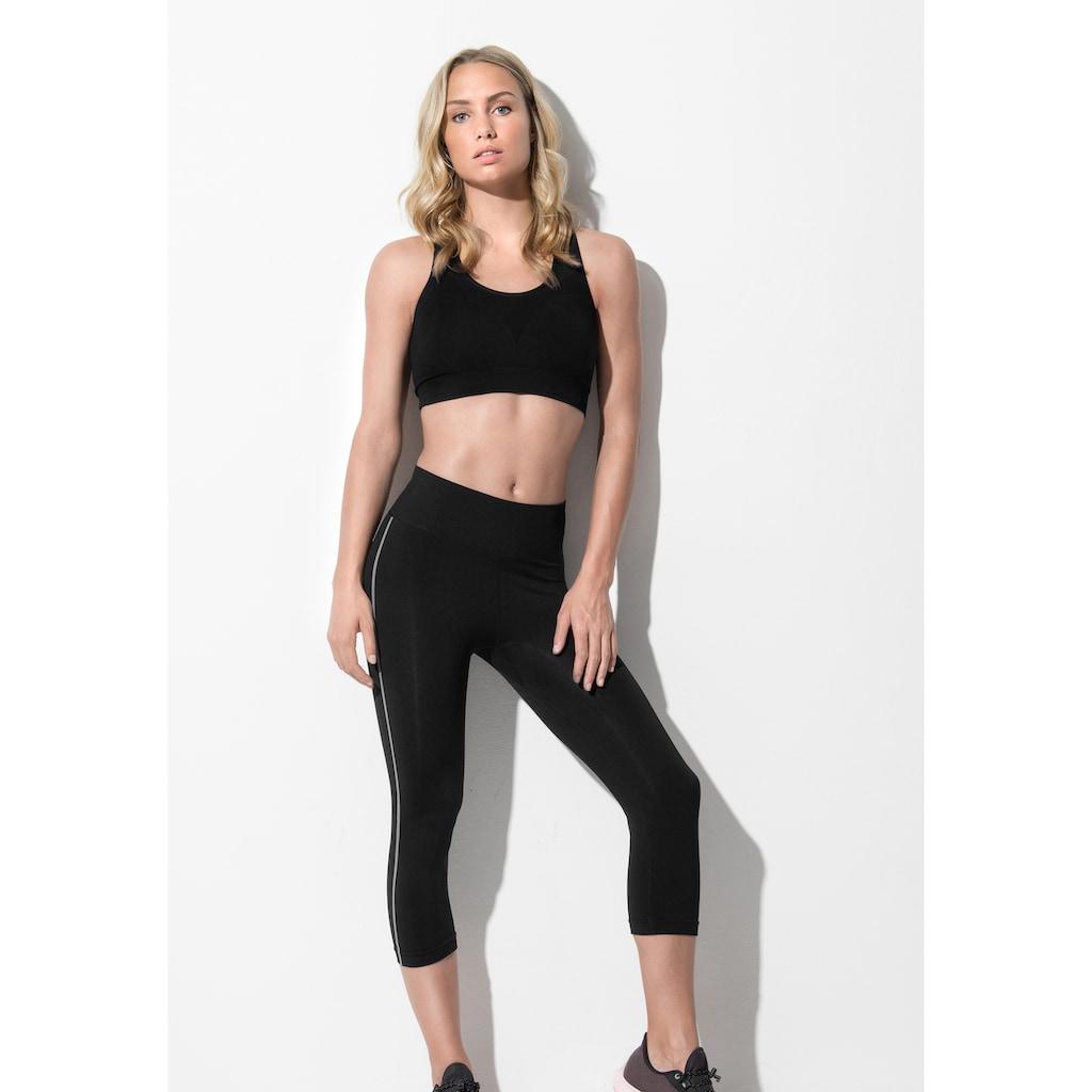 Stedman Sporthose »Sports Tights«, mit breitem Rippbund