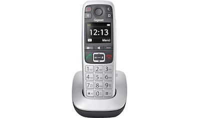 Gigaset »E560« Schnurloses DECT - Telefon (Mobilteile: 1) kaufen