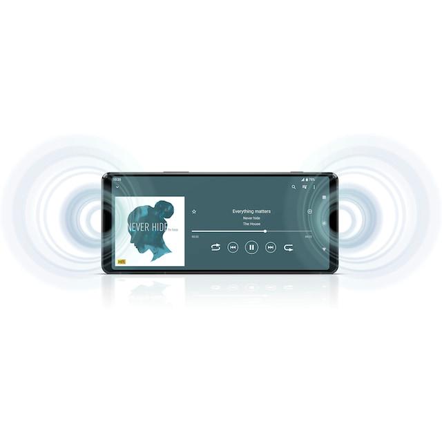 Sony Xperia 1 II Smartphone (16,5 cm / 6,5 Zoll, 256 GB, 12 MP Kamera)