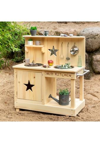 MUDDY BUDDY® Spielküche »Matschküche Star«, BxLxH: 40x80x90 cm kaufen
