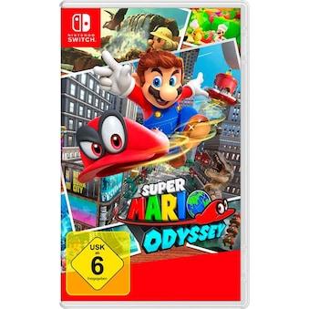 Super Mario Odyssey Nintendo Switch kaufen