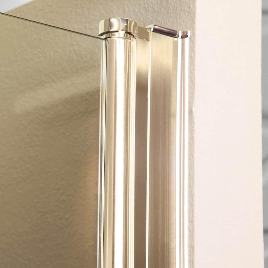HOME DELUXE Pendeltür »Lavea«, Milchglas