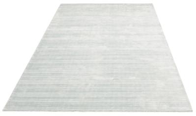 Home affaire Teppich »Roja«, rechteckig, 12 mm Höhe, Teppich in Seidenoptik, Wohnzimmer kaufen