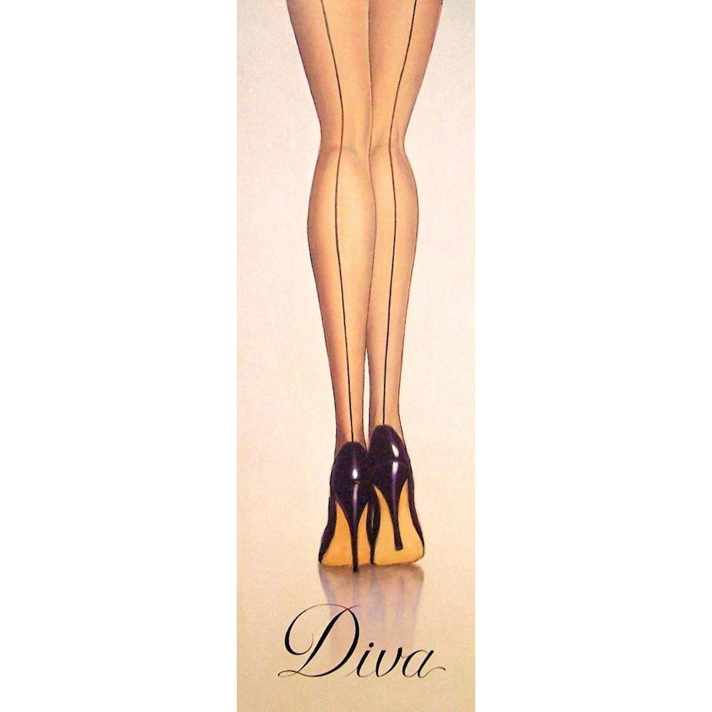 my home Deco-Panel »MARCO FABIANO / Diva«, 30/90 cm
